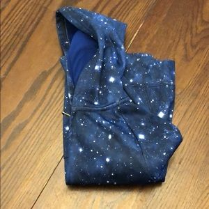 Brand New Toddler Boys Galaxy Hoodie